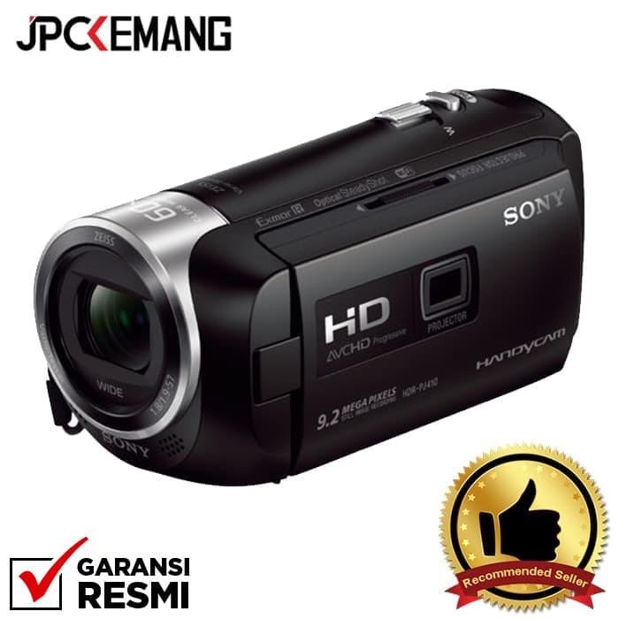harga Sony camcorder hdr-pj410 / hdr pj410 garansi resmi Tokopedia.com