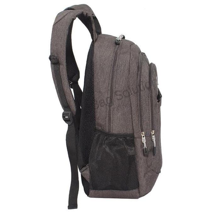 Real Polo Tas Ransel Kasual Free Bag Cover - Cokelat