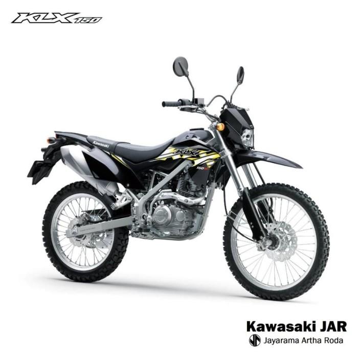 harga Kawasaki klx 150 bf - black Tokopedia.com