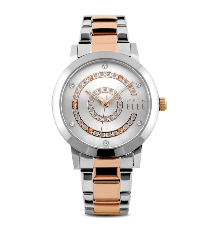 Jam tangan wanita elle spirit es20086b04x