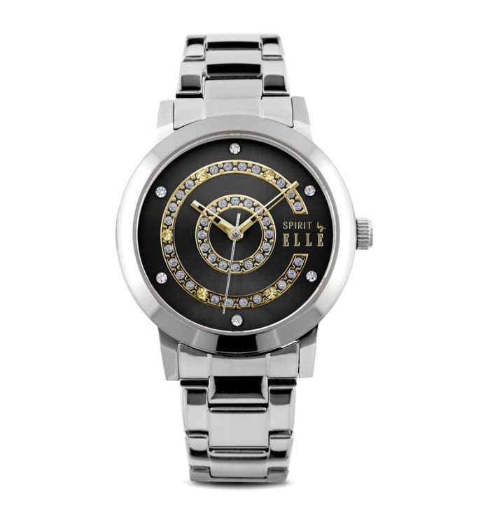 Jam tangan wanita elle spirit es20086b02x