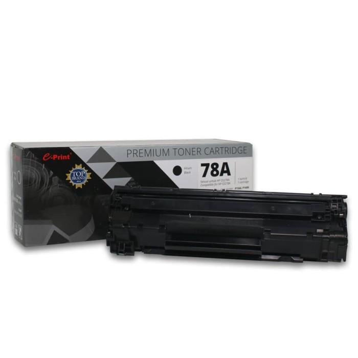 harga E-print toner cartridge ce278a premium Tokopedia.com