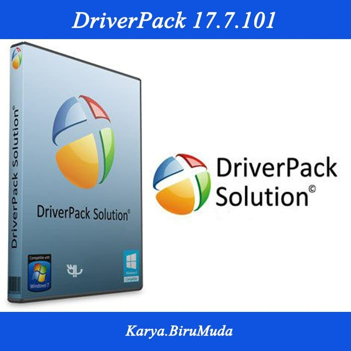 driverpack solution 17 7 101