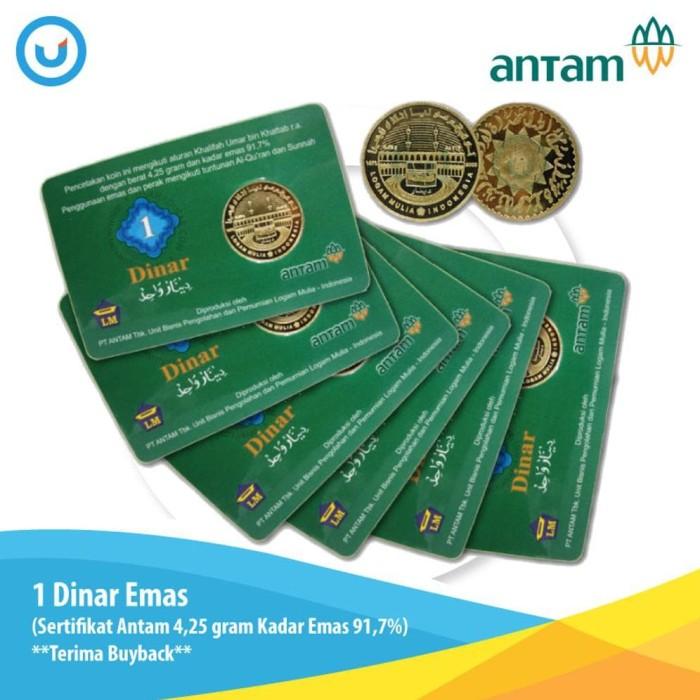 Katalog 1 Dinar Emas DaftarHarga.Pw
