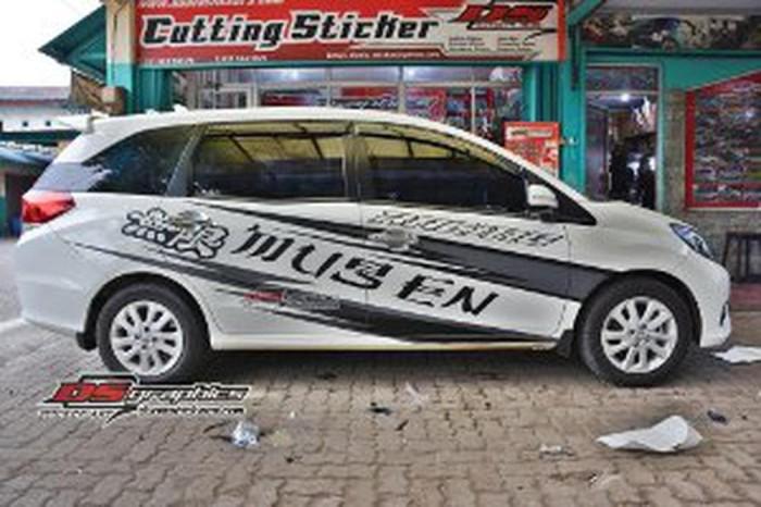Jual Cutting Stiker Mobilio Stiker Honda Mobilio Brv Murah Dki