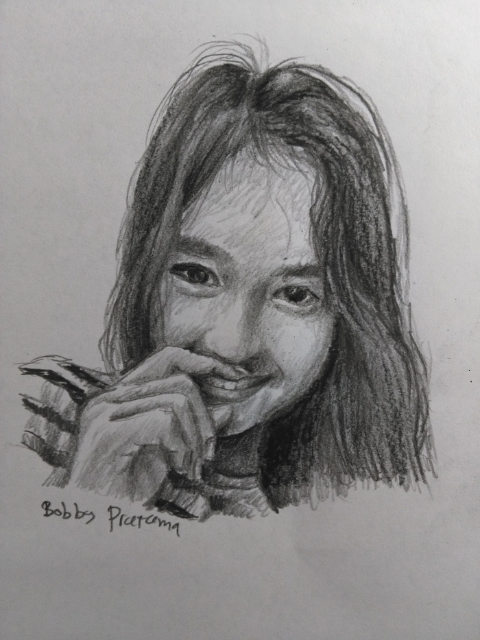 45 Gambar Hitam Putih Pensil Gratis