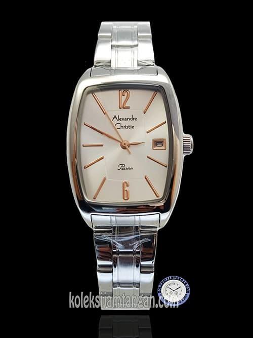 harga Jam tangan wanita alexandre christie 2456 ldbslrg | ac 2456 silver Tokopedia.com