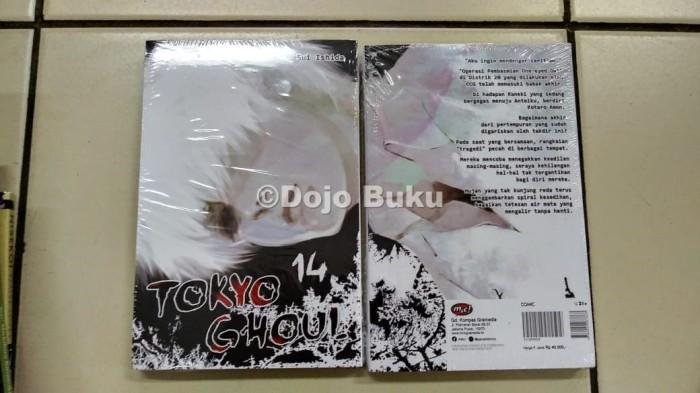harga Komik seri: tokyo ghoul vol 14 by sui ishida Tokopedia.com