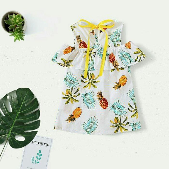 dress motif nanas