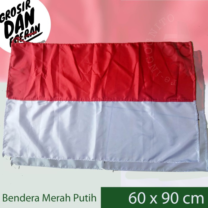 86+ Gambar Ukuran Bendera Merah Putih Kekinian