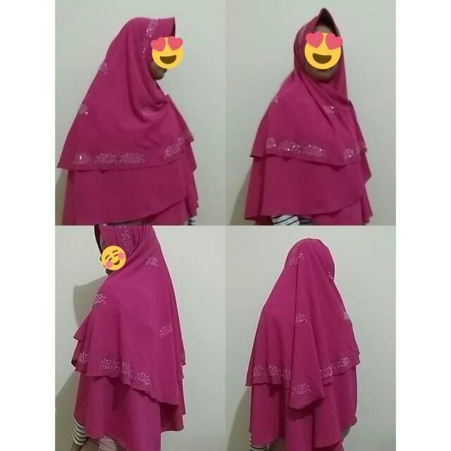 Jual Grosir Agen Hijab Jilbab Krudung Syar I Jumbo Payet Dki Jakarta Magnastore Tokopedia