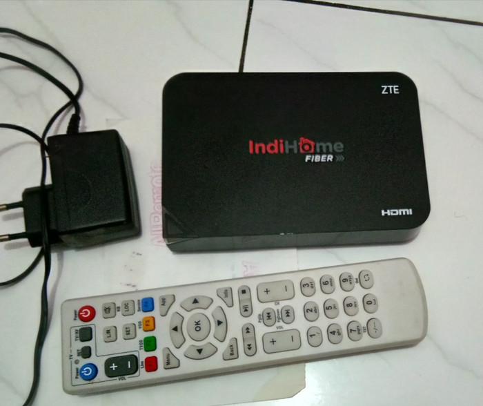 Jual STB INDIHOME ZTE ZXV10 B700V5 - Jakarta Utara - AllRemote | Tokopedia
