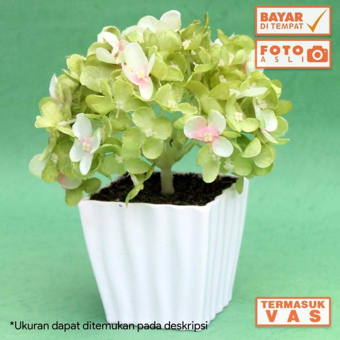 Bunga Artificial Hortensia Hydrangea Import Murah - Daftar Harga ... 43e3cd67ad
