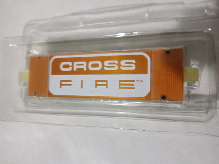 CrossFire / Cross Fire AMD ATI Radeon Jumper Dual GPU