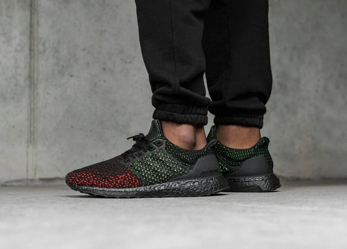 new arrival 3de1f ef3fc Jual Adidas Ultra Boost 4.0 Clima Core Black / solar Red - DKI Jakarta -  Tony Sneakers | Tokopedia