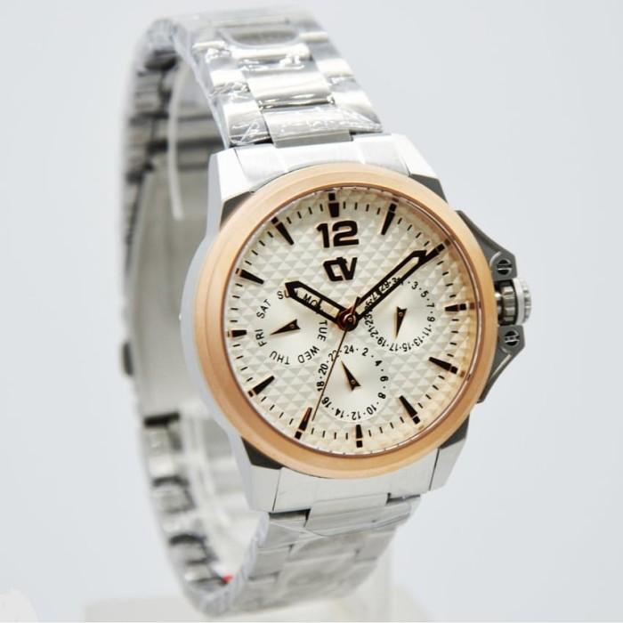 harga Christ verra c71102l-14 slv jam tangan wanita stainles steel silver rg Tokopedia.com