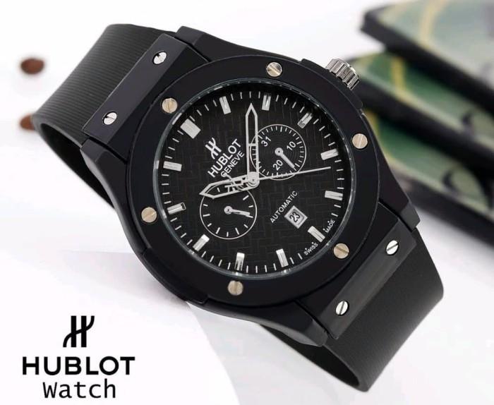 jam tangan pria sporty terbaru HUBLOT NEW SERIES