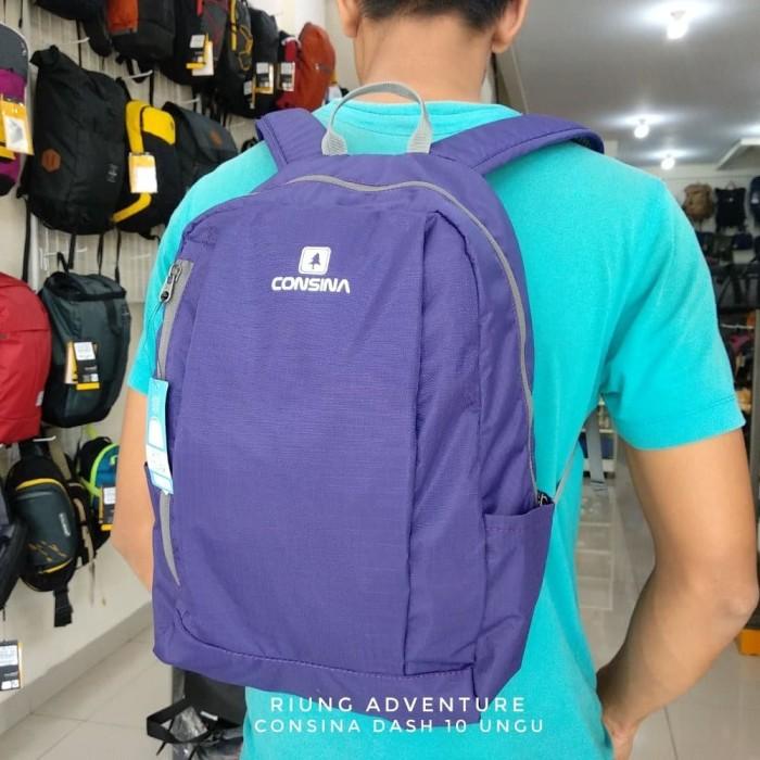 Jual Tas Ransel Daypack Consina Dash 10 L Original - reddoors store ... 77b685a208