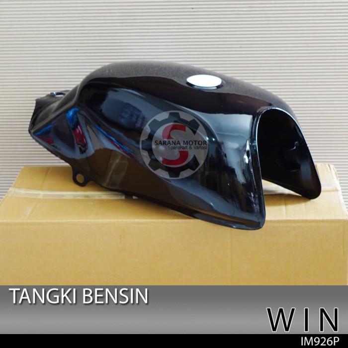 harga Tangki bensin tengki motor win hitam tebal Tokopedia.com