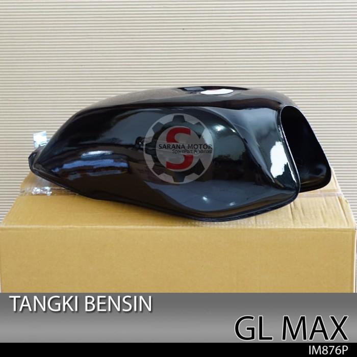 harga Tangki bensin tengki motor honda gl max hitam tebal Tokopedia.com