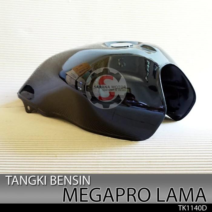 harga Tangki bensin tengki motor megapro lama hiu hitam tebal Tokopedia.com