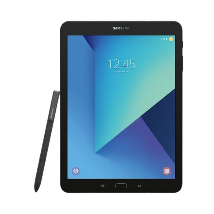 Samsung Galaxy Tab S3 9,7 - Garansi Resmi Samsung Indonesia - Perak