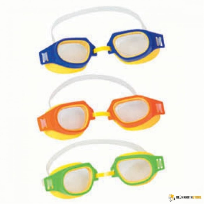 Sainteve Kacamata Renang Anak Crocodile Tosca Daftar Harga Terbaru Source · Kacamata Renang Anak Bestway 21002 Sport Pro Champion Goggles