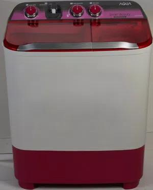 AQUA Japan BAY SANYO QW-780XT mesin cuci 2 tabung HIJAB Series 7,kg