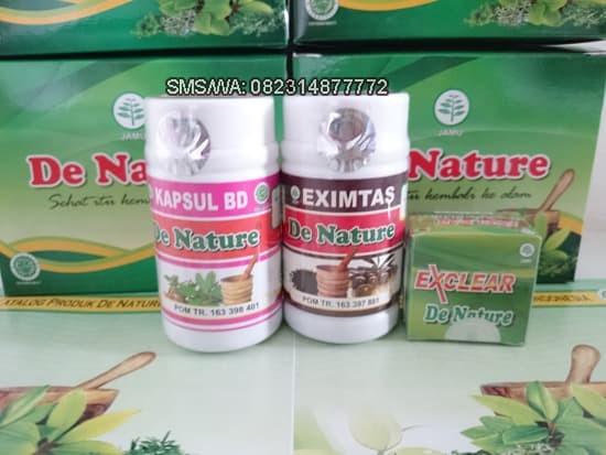 Foto Produk Obat Gatal Eksim - Exim - Kadas - Kurap Ampuh De Nature dari Pusat De Nature Herbal