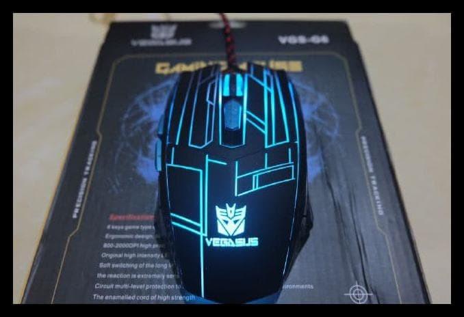 Harga Mouse Rexus G6 DaftarHarga.Pw