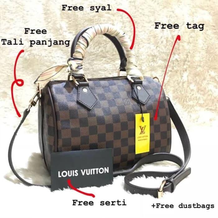 Jual tas wanita cewek murah selempang branded batam import ...