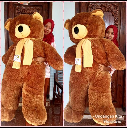 ... harga Boneka teddy bear super jumbo giant 15m Tokopedia.com b5033b773a