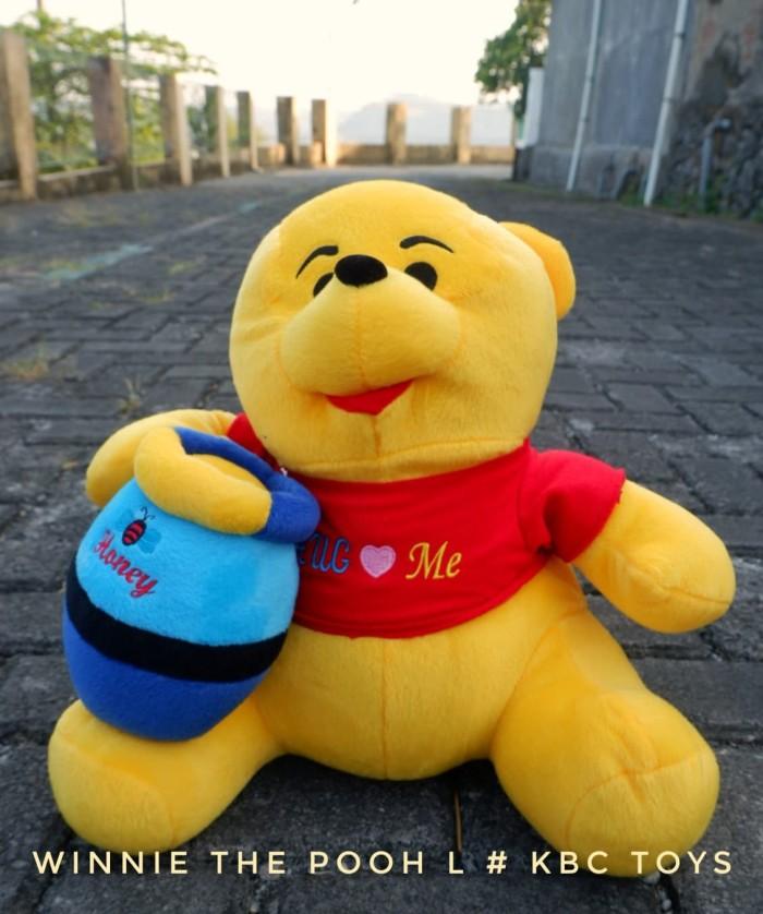 Jual Boneka Winnie The Pooh Ukuran L Kota Semarang Kbc Toys Tokopedia