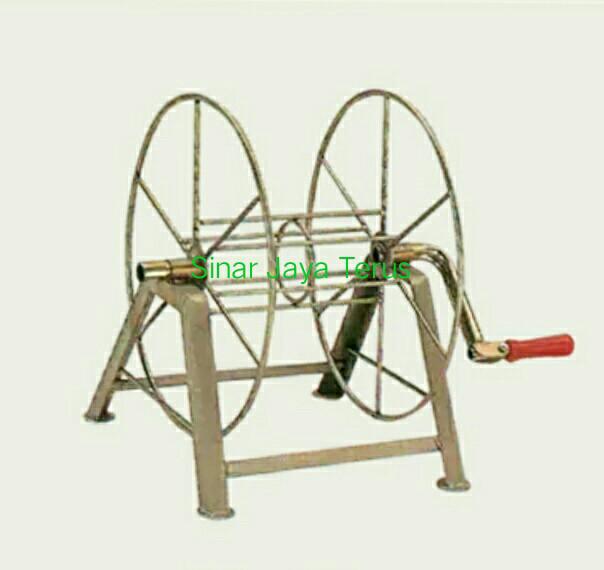harga Hose winch 100 meter hr 100 / tempat gulungan selang air Tokopedia.com