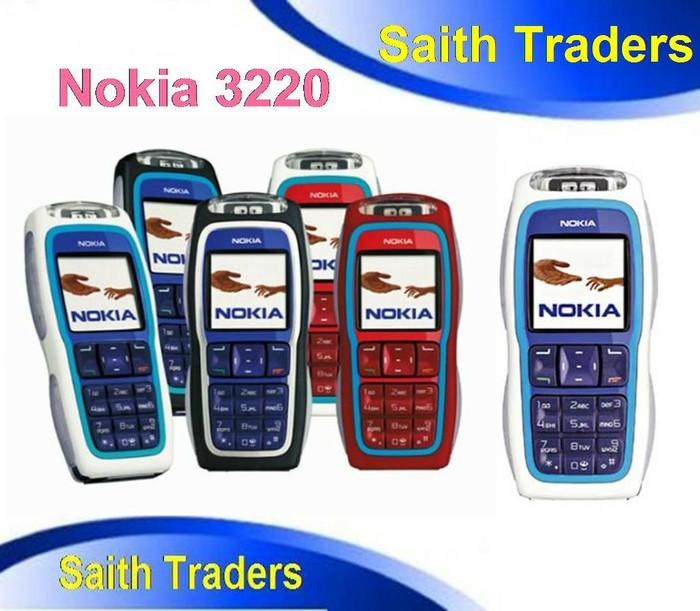 harga Handphone jadul nokia 3220 unik lucu led Tokopedia.com