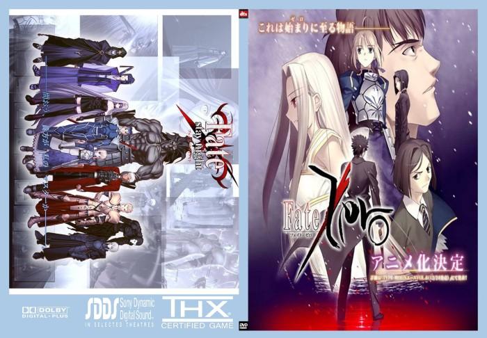 harga Film anime fate zero & stay night sub indo eps 1-end Tokopedia.com