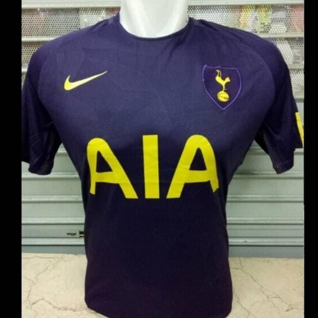 on sale a91f0 f9a94 Jual Jersey Bola Tottenham Hotspur 3rd 2017/18 Grade ORI GO - Jakarta Utara  - biKistore | Tokopedia