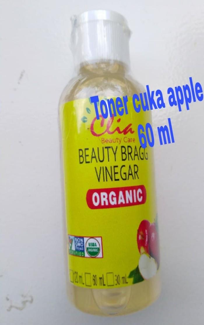 harga Acne toner beauty water dan cuka apel apple cider vinegar bragg 60ml Tokopedia.com