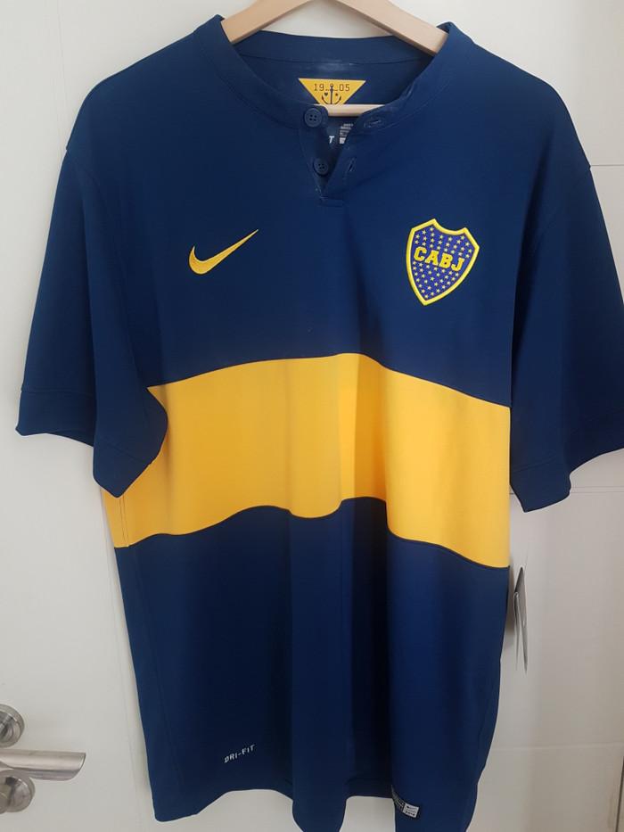 lowest price 2437e e5d59 Jual Original Jersey Boca Juniors Home 2014/2015 - Biru, XL - Kota Bekasi -  Barang Lemari | Tokopedia