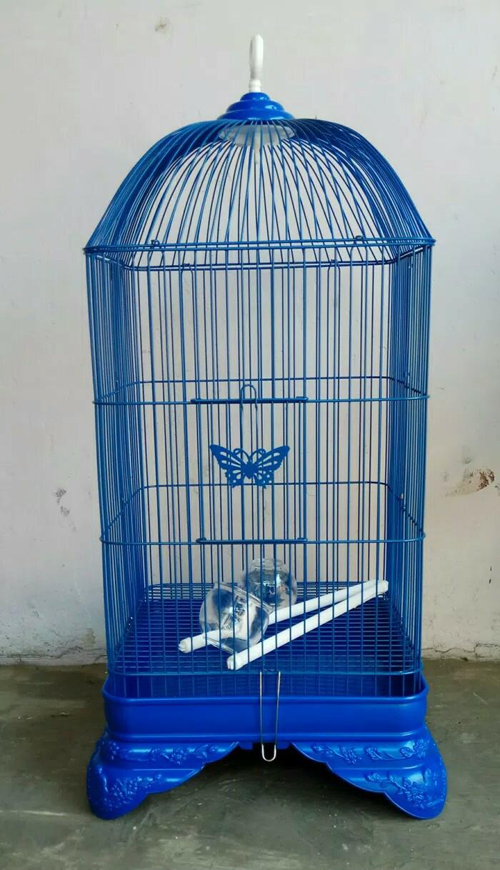 harga Sangkar lovebird besi kotak Tokopedia.com