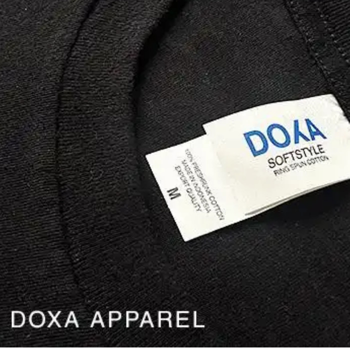 Foto Produk Doxa Apparel Softstyle XXL ( Built Up Tshirt ) - Merah, XXL dari Clothing-Jakarta