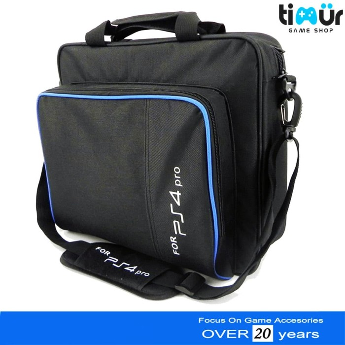 Foto Produk Tas Travel Bag PS4 Playstation 4 Pro Fat dari Timur Game Shop