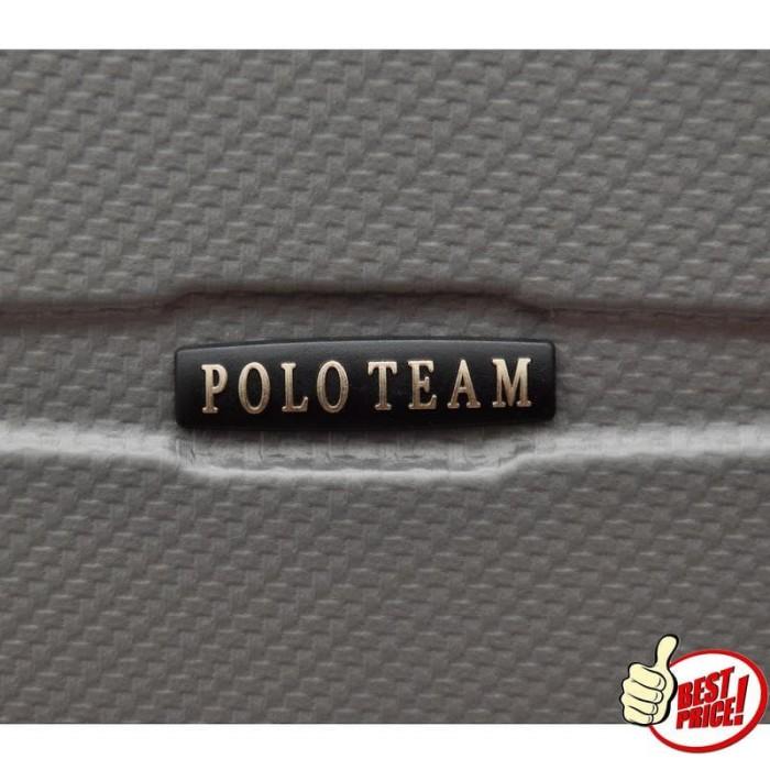Polo Team Tas Koper Koper Hardcase Kabin size 20 inch - 301