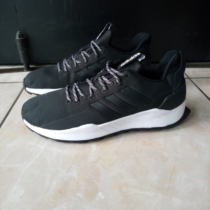 size 40 27869 0c7c0 Jual Sepatu adidas questar trail original - Kota Bandung - sport one tou    Tokopedia