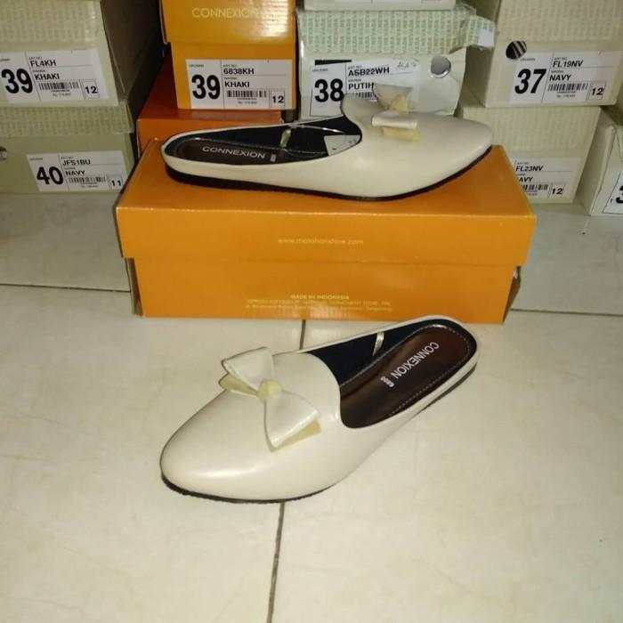 Sepatu sendal slop wanita connexion Size 36