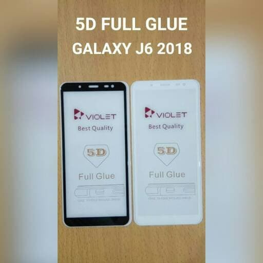 harga Samsung galaxy j6 2018 - tempered glass 5d full glue Tokopedia.com