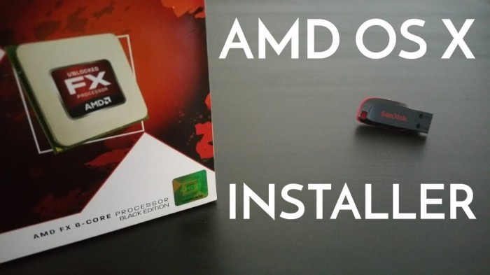 Jual USB 16GB Installer Bootable Distro Hackintosh AMDOSX MacOS High Sierra  - DKI Jakarta - kioskmac   Tokopedia