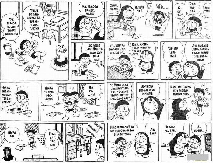 Jual Komik Digital Seri Doraemon Lengkap Ebook Bahasa Indonesia