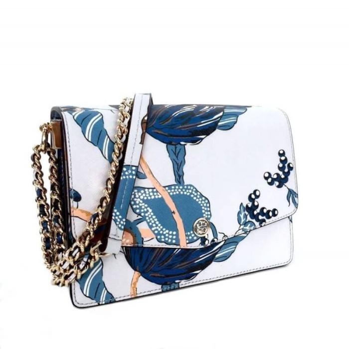 5019840d32c Jual Tas Tory Burch Robinson Floral Convertible Bag sling Bag ...