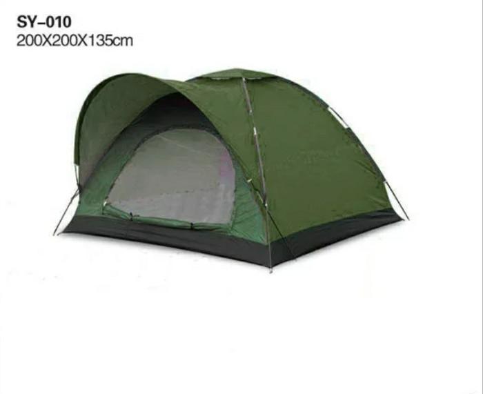 Tenda Camping /Tenda Kemping Dome BNIX SY 010 3-4 orang
